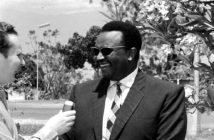 Le Prince Louis Rwagasore, héros de l'indépendance du Burundi, assassiné, le 13 octobre 1961, à l'hôtel du Lac Tanganyika, à Bujumbura