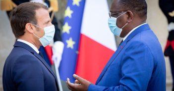 Macron, Macky Sall, Paris, Medef, Annulation de la dette, moratoire