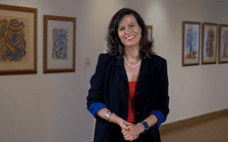Mouna Kadiri, directrice générale d'AfricaDev.