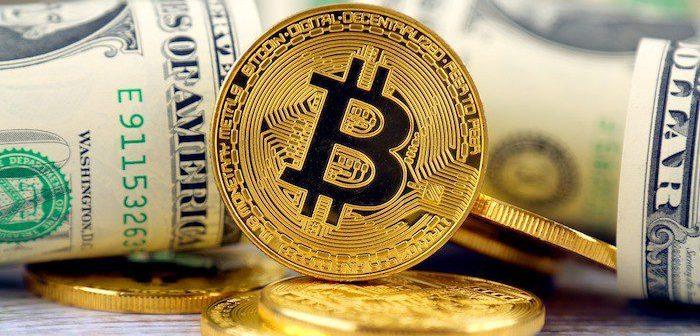 Bitcoins, Dollar, monnaie électronique,