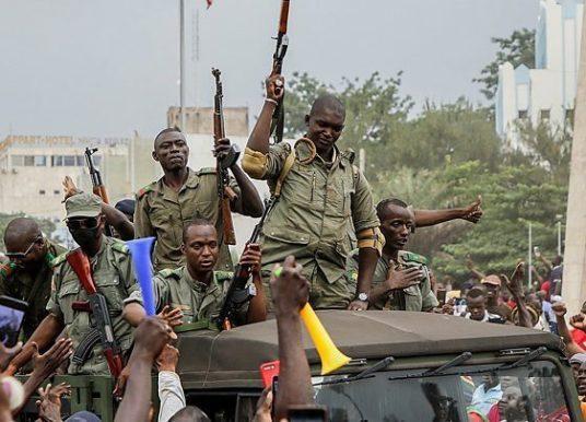Mali : un coup d'État (au) plus-que-parfait