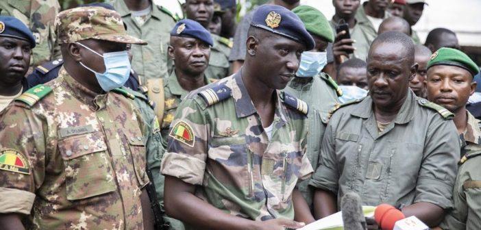 mali junte militaire