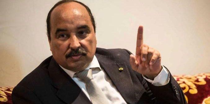 mohamed ould abdelaziz ex president de Mauritanie