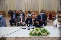 Brahim Ould M'Bareck, Vice-président des Relations Extérieures de Tasiast Mauritanie Limited SA du groupe Kinross