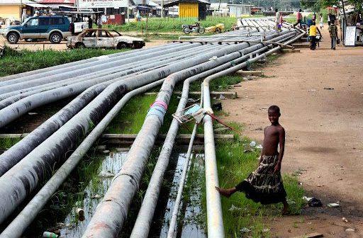 Delta du Niger, Pétrole, Corruption, Commission de développement du Delta