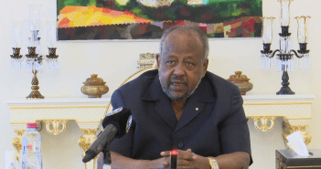 Djibouti, Ismail Omar Guelleh