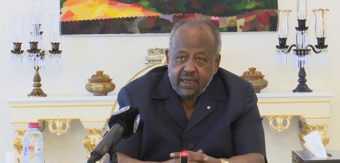 Djibouti, Ismail Omar Guelleh