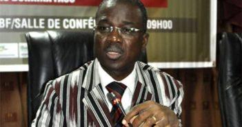 Issaka Kargougou, directeur général Chambre de commerce et d'industrie du Burkina Faso