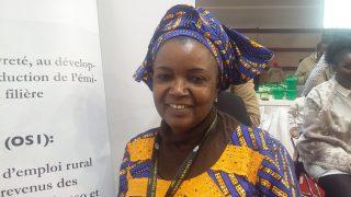 Mme Kongo Baba, coordonnatrice nationale du projet d'appui à la Filière anacarde au Mali (PAFAM)