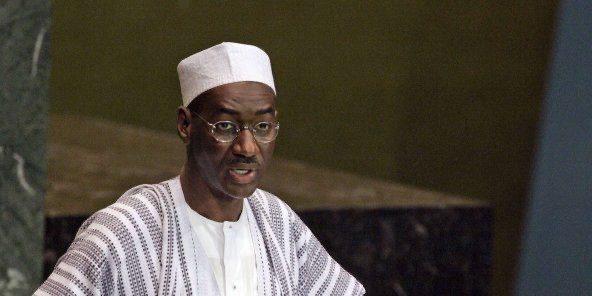 Moctar Ouane, Le Premier ministre de transition du Mali