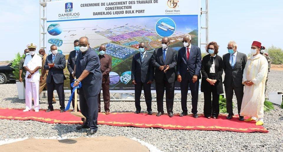 Port, Djibouty, Terminal pétrolier