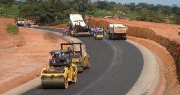 Réalisation d'infrastructures routières en Mauritanie