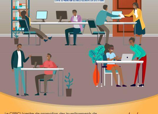 Côte d'ivoire – Création d'entreprises : des performances mitigées