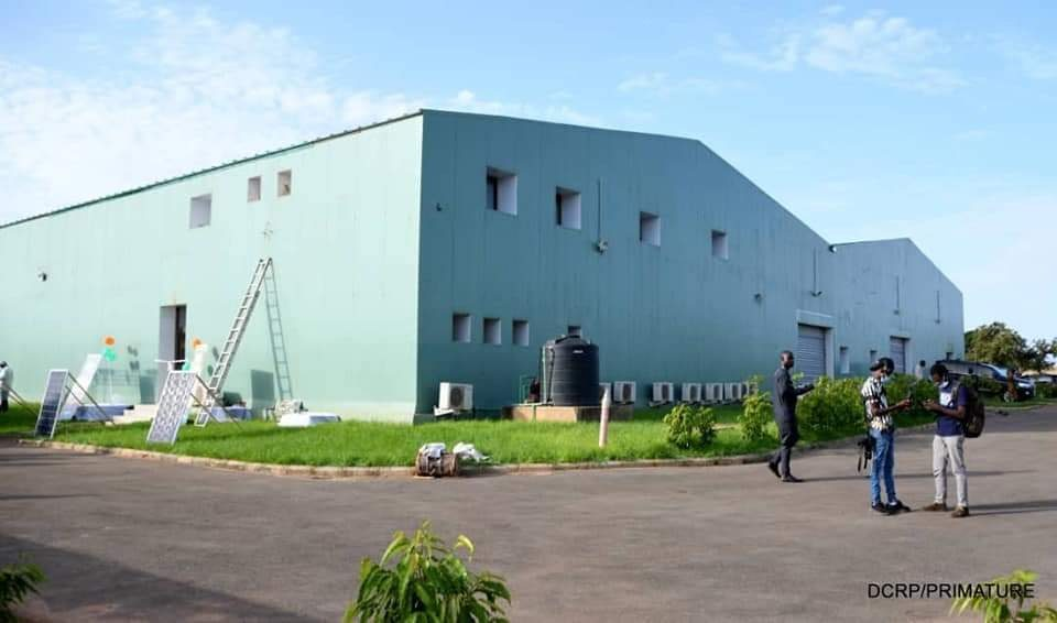 usine Faso Energy