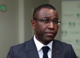 Amadou Hott, Ministre de l'Economie, du Plan et de la Coopération du Sénégal.