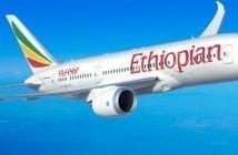 Ethiopian, Aérien, transport