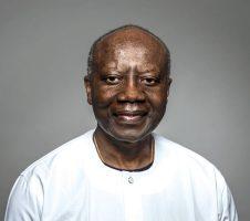 Ken Ofori-Atta, Ministre de l'Economie et des finances du Ghana.