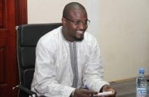 Ministre malien des mines, de l'énergie et de l'eau