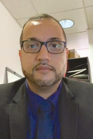 Samir Idrissi Ouaggag Directeur général de R-Logistic