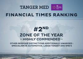 Zones économiques : Tanger Med classée deuxième mondiale