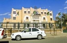 Tamanrasset, Algérie,
