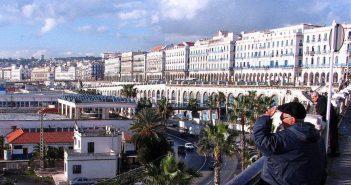 Alger, Maghreb,