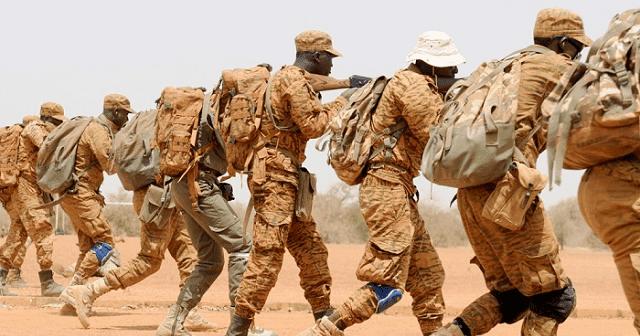 Armée Burkinabé engluée face aux djihadistes