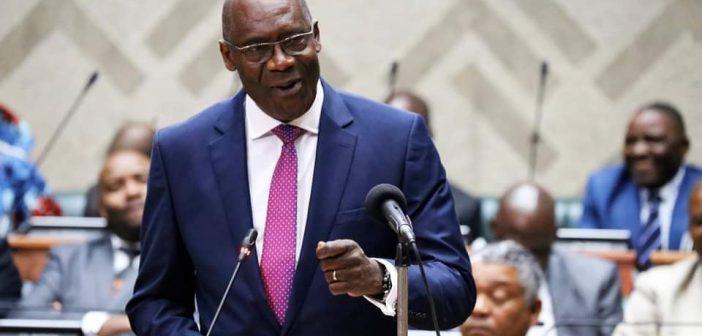 Bwalya Ng'andu, ministre des Finances zambien