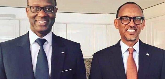 Thiam, Kagame,