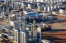 raffinerie, khartoun