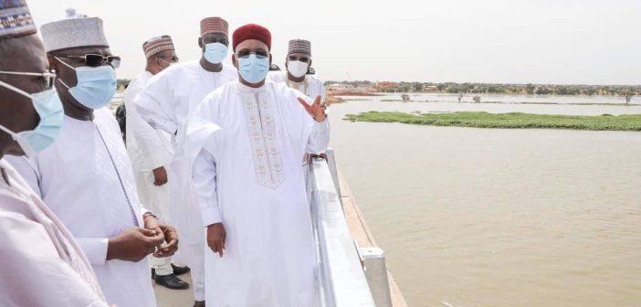 Le pont Djibo Bakari contribue au désenclavement de la région de Tillabéry