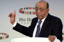 Mo Ibrahim, Président de la Fondation éponyme