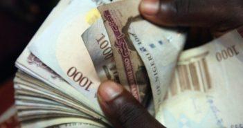 Banque centrale, Nigeria, Naira
