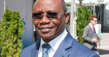 Sani Yaya, Ministre de l'Economie et des finances du Togo