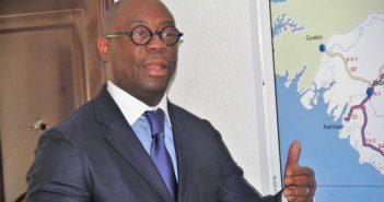 Serge Ekue, Président de la BOAD