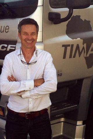 Olivier Puech, Président du Groupe TIMAR