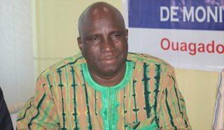 Salifou Ouédraogo, ministre burkinabè de l'Agriculture.