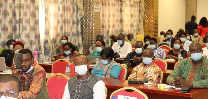 Les participants ont fait des propositions pour une inclusion financière réussie au Burkina Faso