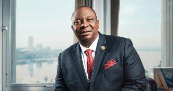 Le ministre de l'Agriculture et du développement rural Adjoumani Kouassi Kobenan