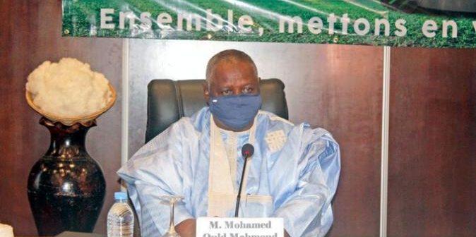 Le ministre malien de l'agrigulture aux Assises nationales du coton