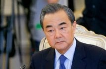 Wang Yi conseiller d'Etat chinois et ministre des Affaires étrangères 2
