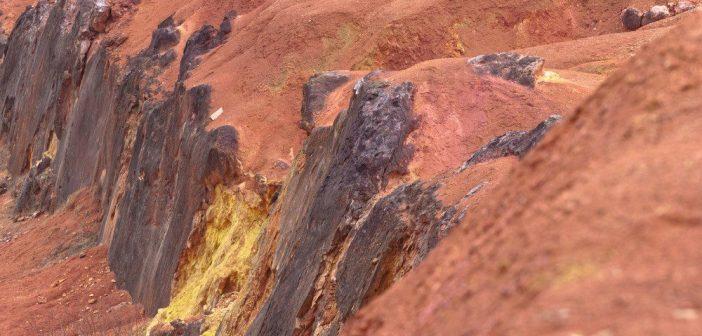 mine de bauxite en Guinée