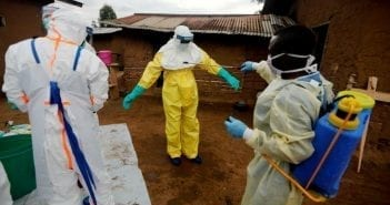 Épidémie de virus à Ebola à Nzerekore en Guinée
