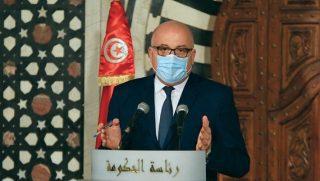 Faouzi Mehdi, ministre de la Santé tunisien