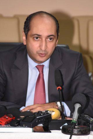 M. Mohamed Methqal, Ambassadeur-Directeur Général de l'AMCI