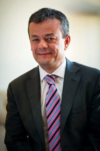 SAMIR OUDGHIRI DRISSI, Directeur général de Lesieur Cristal