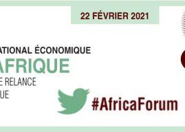 20ème forum économique sur l'Afrique: le continent prépare sa relance post-Covid-19