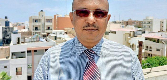 Chérif Mohamed Abdallah Haidara, Président du Groupe Organisé des Hommes d'Affaires (GOHA)