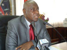 Louceny Labe, gouverneur de la Banque centrale de Guinée