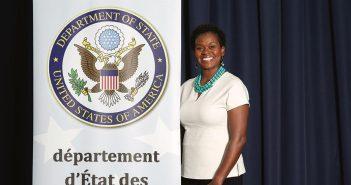 Marissa Scott-Torres, Porte-parole en charge de l'Afrique francophone au Département d'Etat américain